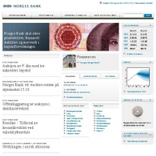 www.norges-bank.no - Toppsider